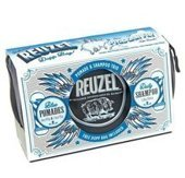 Reuzel PIGS CAN FLY DOPP BAG BLUE POMADE Zestaw