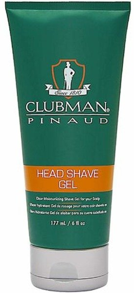 Clubman Head Shave Gel 177ml