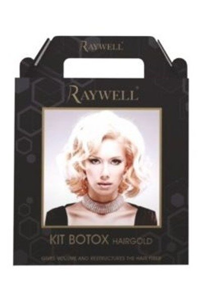 Raywell Kit Botox Hair Gold Mały zestaw 150ml