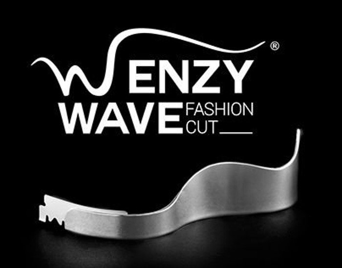 Wenzy Wave brzytwa do hair tatoo